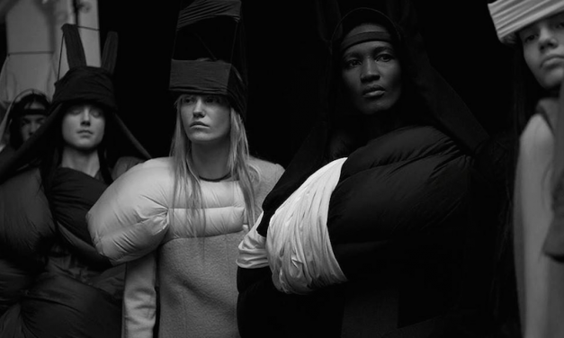 Rick Owens in Triennale, le sue visioni fashion in mostra alla Triennale