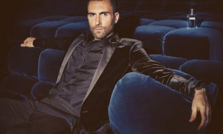 Adam Levine nuovo testimonial per Yves Saint Laurent
