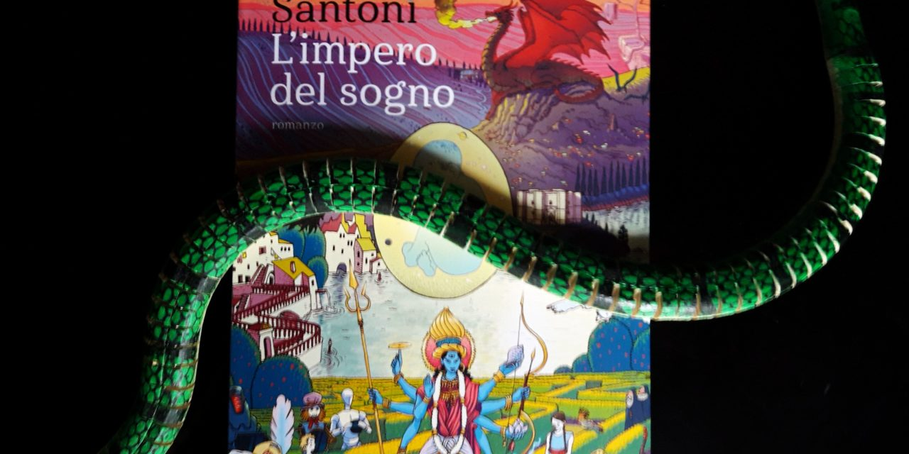 L'Impero del Sogno di Vanni Santoni. La recensione di Giuliano Pavone