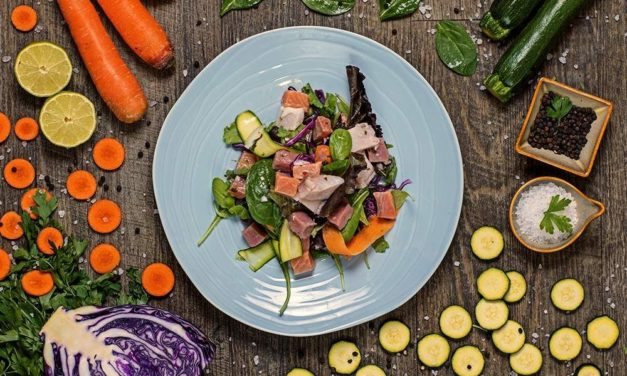 Il delivery gourmet di Rose & Mary: healthy food che arriva tutto intero