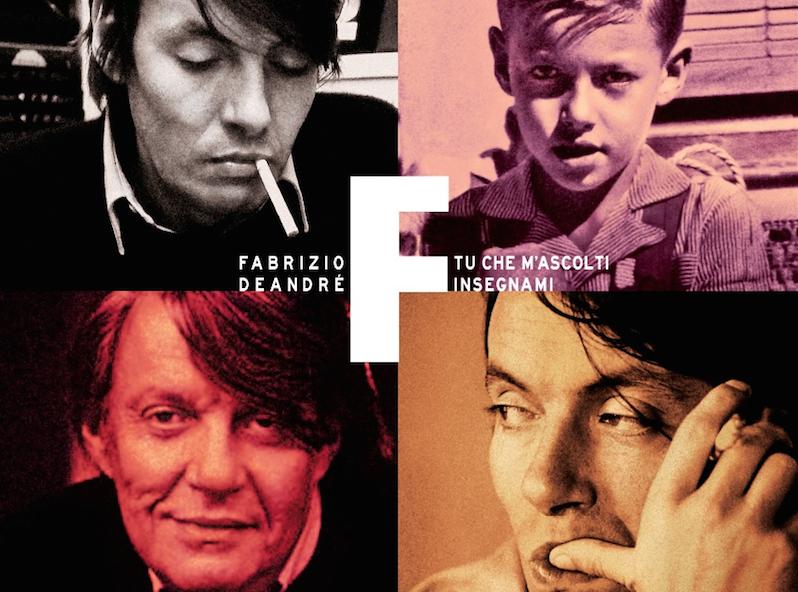Nuova raccolta di De Andrè. Dori Ghezzi «Sono dimensioni emotive care a Fabrizio»