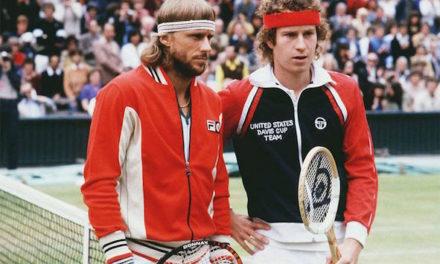 Con Borg vs McEnroe torna l'iconica GHIBLI firmata Sergio Tacchini