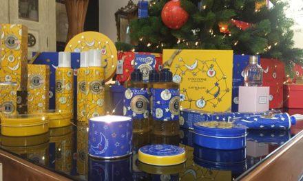 Castelbajac interpreta il Natale de L'Occitane